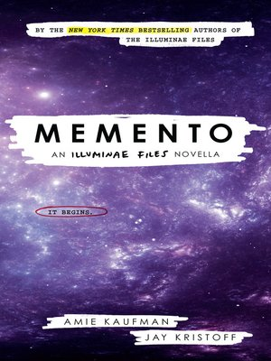 cover image of Memento