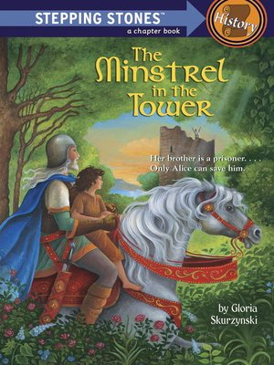 cover image of The Minstrel in the Tower