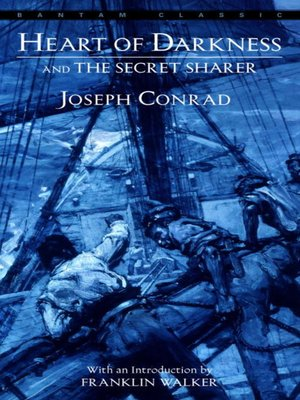 cover image of Heart of Darkness and The Secret Sharer