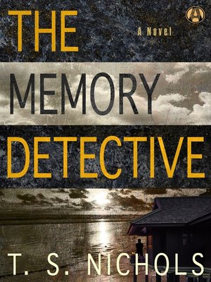 cover image of The Memory Detective