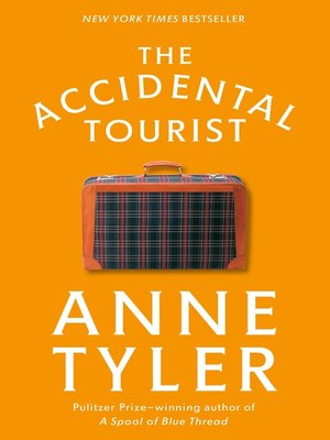 cover image of The Accidental Tourist