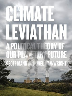 cover image of Climate Leviathan