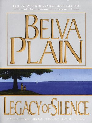 cover image of Legacy of Silence