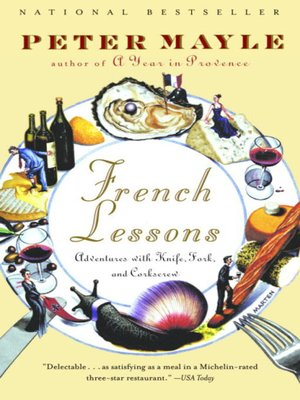 cover image of French Lessons