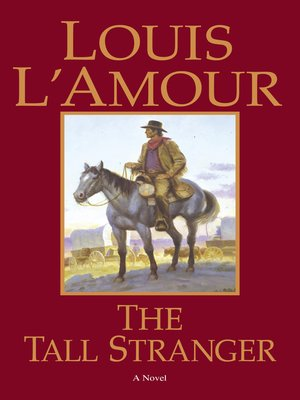 cover image of The Tall Stranger