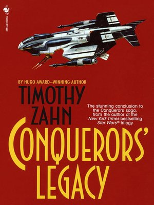 cover image of Conquerors' Legacy