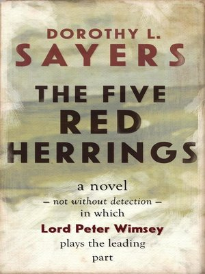 cover image of Five Red Herrings
