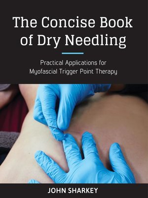 cover image of The Concise Book of Dry Needling