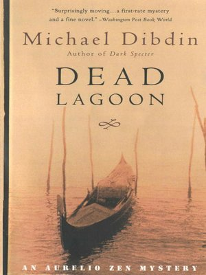 cover image of Dead Lagoon