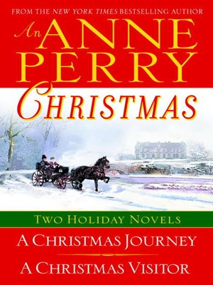 cover image of An Anne Perry Christmas