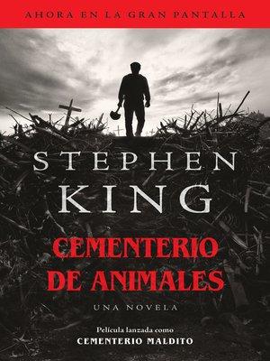cover image of Cementerio de animales