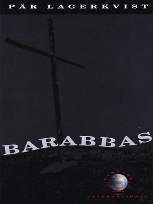cover image of Barabbas