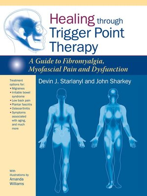 cover image of Healing through Trigger Point Therapy