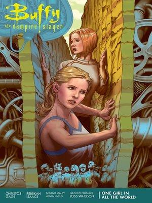 cover image of Buffy Season 11 Volume 2