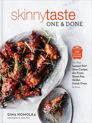 cover image of Skinnytaste One and Done