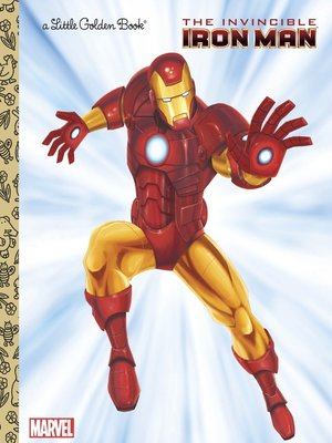 cover image of The Invincible Iron Man