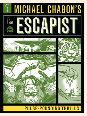cover image of Michael Chabon's the Escapist