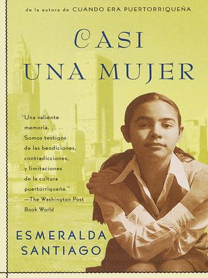 cover image of Casi una Mujer