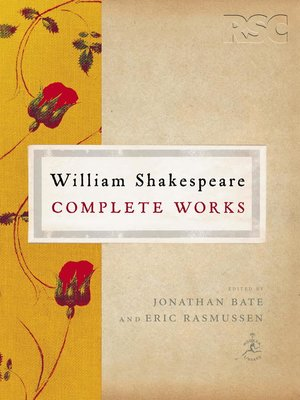 cover image of William Shakespeare Complete Works