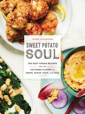 cover image of Sweet Potato Soul