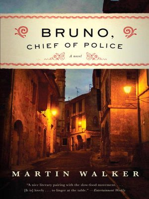 cover image of Bruno, Chief of Police