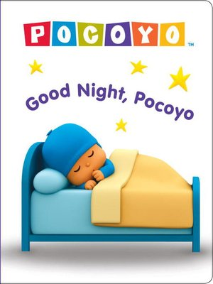 cover image of Good Night, Pocoyo (Pocoyo)