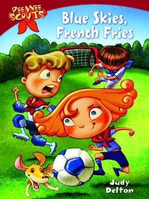 cover image of Blue Skies, French Fries