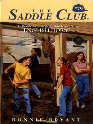 cover image of English Horse