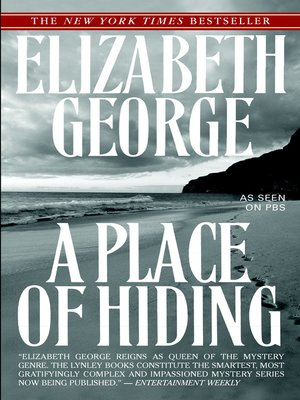 Cover image for A Place of Hiding