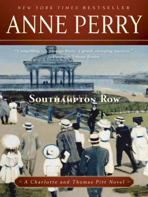 cover image of Southampton Row