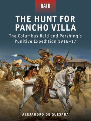 cover image of The Hunt for Pancho Villa