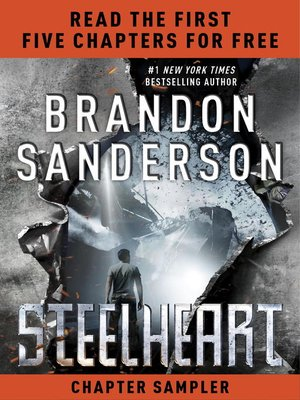 cover image of Steelheart Chapter Sampler