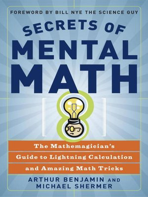 cover image of Secrets of Mental Math