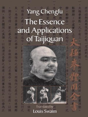 cover image of The Essence and Applications of Taijiquan