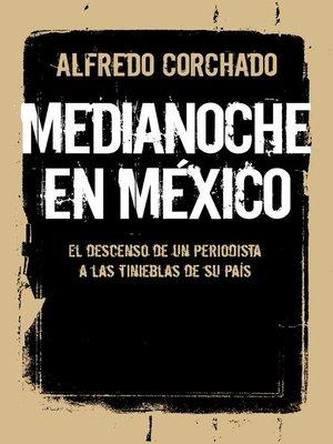 cover image of Medianoche en México