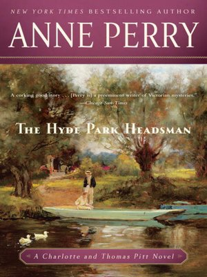 cover image of The Hyde Park Headsman
