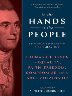 cover image of In the Hands of the People