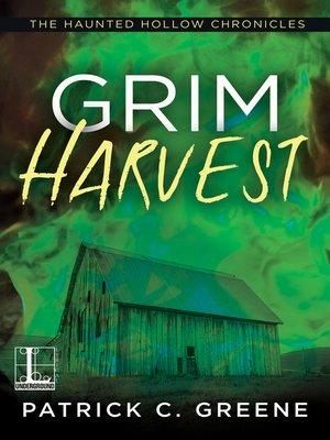 cover image of Grim Harvest