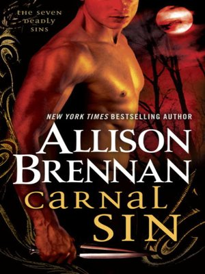 cover image of Carnal Sin