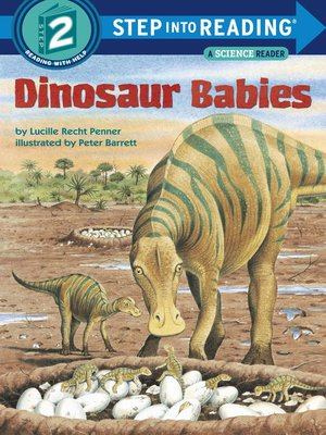 cover image of Dinosaur Babies