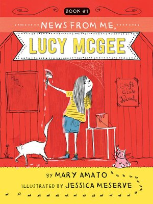 cover image of News from Me, Lucy McGee