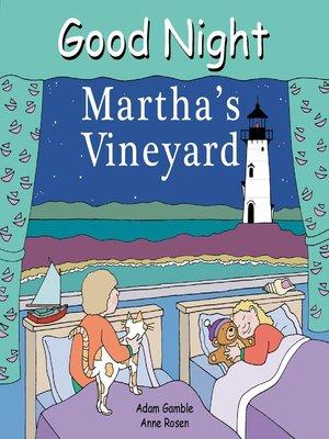 cover image of Good Night Martha's Vineyard