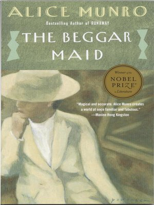 cover image of The Beggar Maid