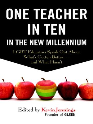cover image of One Teacher in Ten in the New Millennium