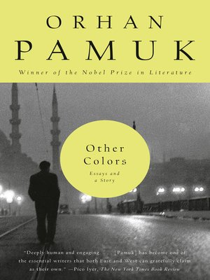 cover image of Other Colors