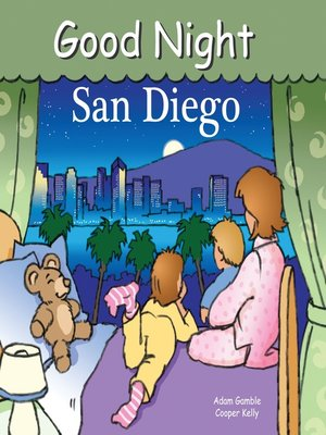 cover image of Good Night San Diego
