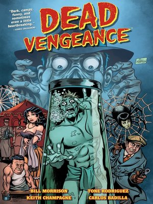 cover image of Dead Vengeance