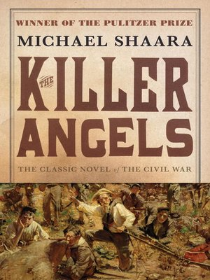 cover image of The Killer Angels