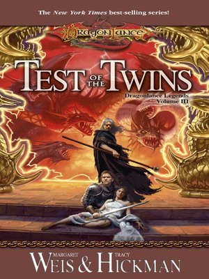 cover image of Test of the Twins
