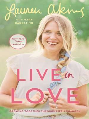 cover image of Live in Love